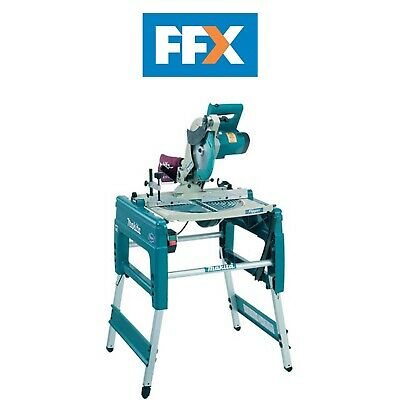 Makita LF1000 110v Flip Over Table Saw / Mitre Saw