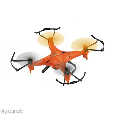 GPTOYS One Key Return Waterproof RC Hélicoptère Quadcopter + 2.0MP Camera Drone