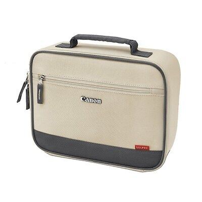 Canon DCC-CP2 Cream Carry Case for Selphy CP800 CP810 CP900 Photo Printers