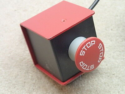 GE Emergency Stop Switch for T-2000 T-2100 Treadmill Part# 88380-006