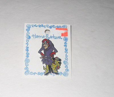 Vintage Wacky Races Dick Dastardly and Muttley Pinback Button MOC