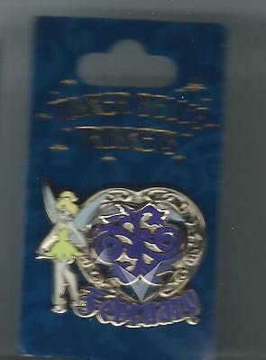 Tinker Bell's Trinkets Birthstone Collection 2013 - February PIN