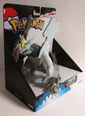 "POKEMON Black Kyurem articulated vinyl figure 7"" - NEW IN BOX"