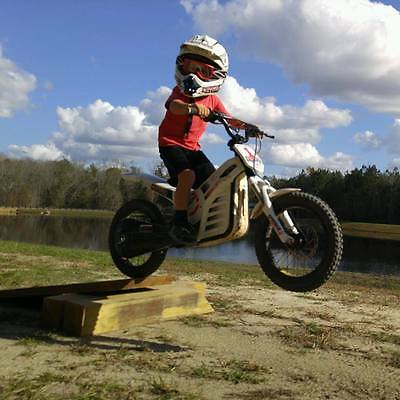 2016 Ex Demo Kuberg Trial E Childrens Electric bike Kids 4 to 12 years Old
