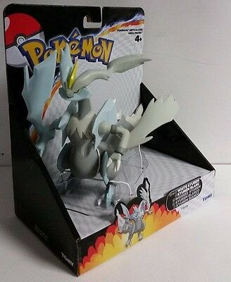 "POKEMON White Kyurem articulated vinyl figure 7"" - NEW IN BOX"