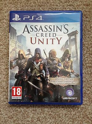 assassins creed unity ps4 - Special Edition