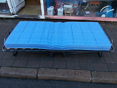 """Folding Guest Bed 2'6"""" single    Buyer to collect"""