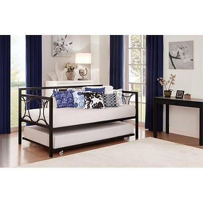 DHP 5585196 Universal Daybed Trundle, Black