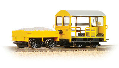 Bachmann 32-992 Wickham Type 27 Trolley Car BR Engineers Yellow