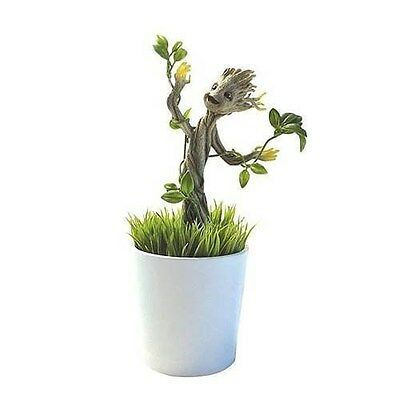 Uncle Milton Grow and Glow in the Dark Groot Plant Pot Guardians of the Galaxy