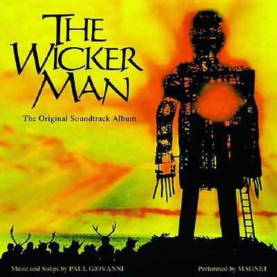 The Wicker Man Soundtrack Paul Giovanni New Sealed 180G Lp Reissue In Stock