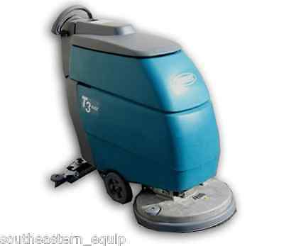 "Reconditioned Tennant T3 Disk 20"" Floor Scrubber w/ FaST Traction Drive"