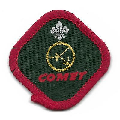 Electronics Sponsored Proficiency Scout Badge