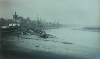 The Tide Is Out At Maldon Essex Early Rp Pc