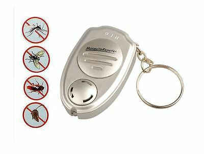 Ultrasonic Advanced Technology Mosquito/Insect Repellent + Key Chain Attachment