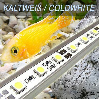 LED-AQUARIUMBELEUCHTUNG PowerLED 120cm SIMULATION TAGES-/MONDLICHT HQI T8 AB6
