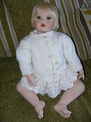 Baby Shay by RuBert Porcelain Doll 1994 the Doll Artworks