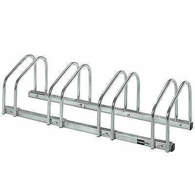 Sale - Pedalpro 4 Bicycle Floor/wall Mount Rack Bike Stand - Damaged Packet #035