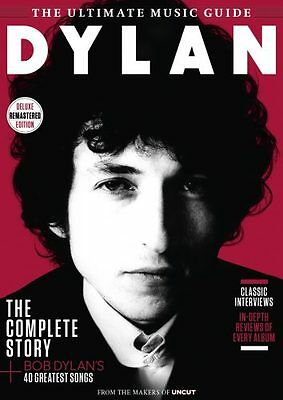 Bob Dylan- Uncut Ultimate Music Guide - DELUXE NO BARCODE (2016) (NEW MAGAZINE)