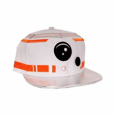 Star Wars STAR WARS VII The Force Awakens BB-8 Astromech Droid Snapback Base...