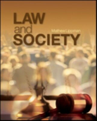 Law and Society (Paperback), Lippman, Matthew R., 9781412987547