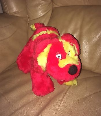 Rare Official CBBC 1999 The Tweenies Doodles the Dog Soft Toy
