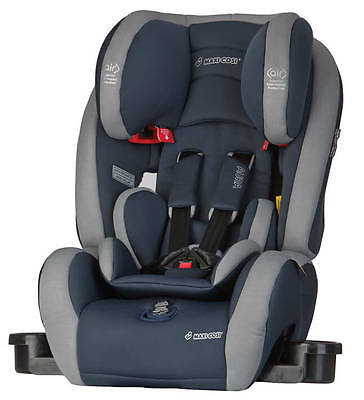 New Maxi Cosi Convertible Booster Baby Car Seat with Air Protect -Colour Azul