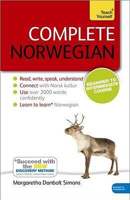Complete Norwegian Beginner to Intermediate Course: Book: New edition (Tys) (Pa.