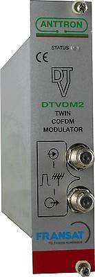 Anttron 189934 - DTVDM3, 3x DVB-T 4xC modulator - for DTVRack - Support for ...