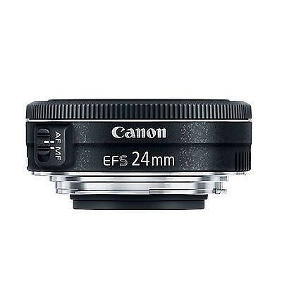 Canon EF-S 24mm f/2.8 STM *NEW*