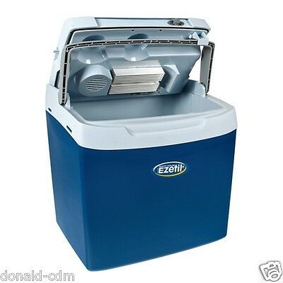 Refrigerator 12 V-230W,ezetil 26 L 18° With Respect To The Temperature