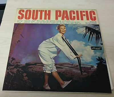South Pacific Rodgers & Hammerstein - Soundtrack Vinyl LP