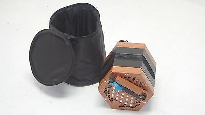 Concertina by Gear4music, C/G - DAMAGED - RRP £229.99