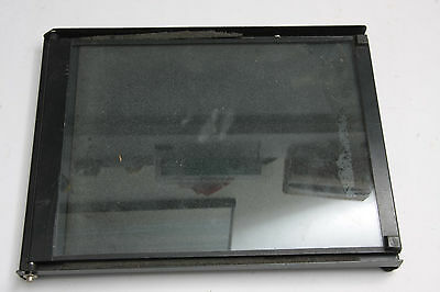 """Pro 8x10"""" Contact Proofing Frame Easel Photo Darkroom Printing - USED F32D"""