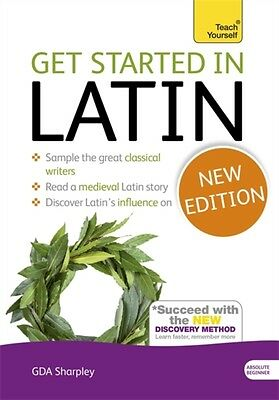 Get Started in Latin Absolute Beginner Course: (Book only) The essential introd.