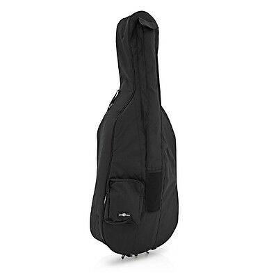 Padded 4/4 Cello Gig Bag by Gear4music