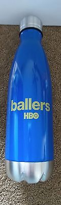 HBO BALLERS METAL THERMOS PROMO SWAG PROMOTIONAL tv show