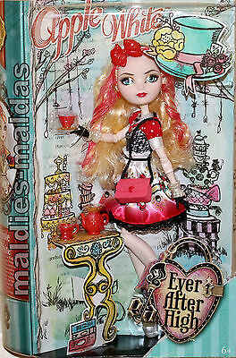 Ever After High Apple White Tee tastische Party BJH34 NEU/OVP Puppe