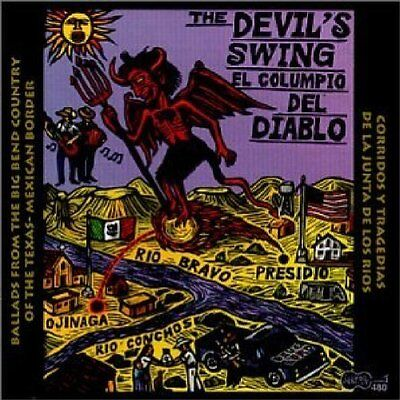 Various Artists-The Devil's Swing  CD NEU