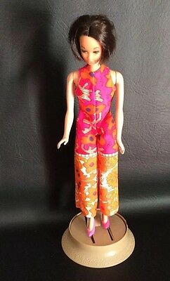 Vintage 1971 Walk Lively Sheffield Barbie Doll