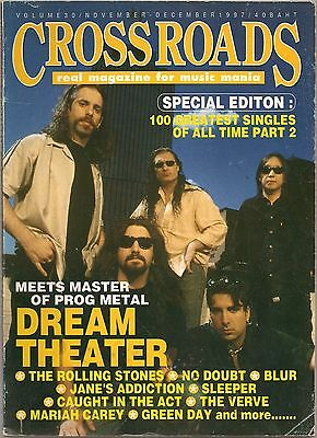 1997 Dream Theater Mariah Carey No Doubt Rolling Stones Status Quo Green DayRARE