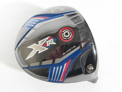 Tour Issue! CALLAWAY 2015 XR PRO 9* DRIVER -Head- (TC Stamp)