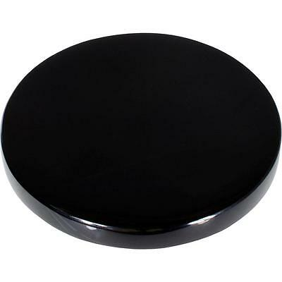 "4"" Black Obsidian Scrying Mirror!"