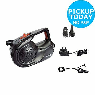 Trespass Premium Rechargeable Air Pump. From the Official Argos Shop on ebay