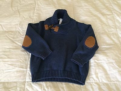Janie and Jack Toddler Boy Sweater size 3T