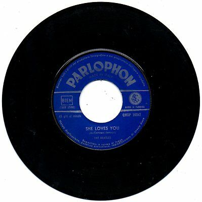 The Beatles-She Loves You-Solo Disco/ex
