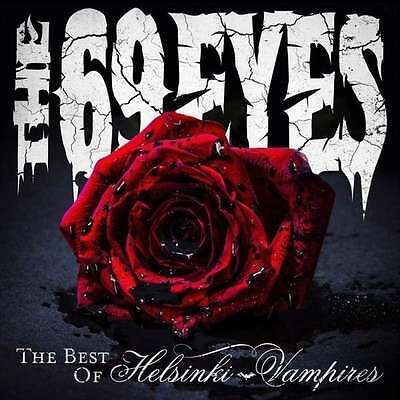 The 69 Eyes - The Best Of Helsinki Vampires NEW 2 x CD