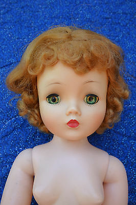 Madame Alexander Cissy Doll 1950's Nice Coloring