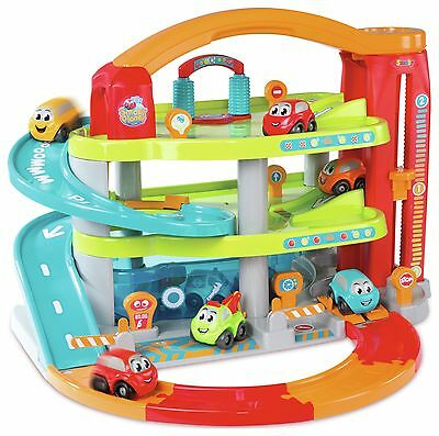 Smoby Planet Grand Garage. From the Official Argos Shop on ebay