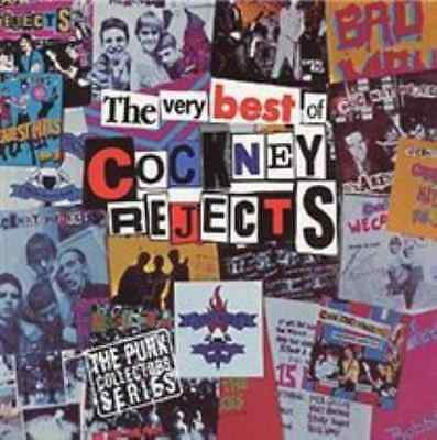 Cockney Rejects-The Very Best Of Cockney Rejects  CD NEU